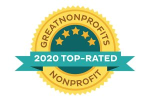 Great Nonprofits 2020 Top Rated Nonprofit