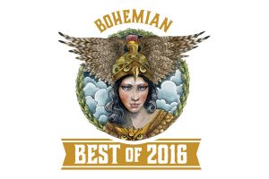 North Bay Bohemian's Best of 2016
