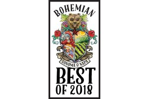 North Bay Bohemian's Best of 2018