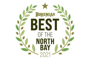 North Bay Bohemian's Best of 2021