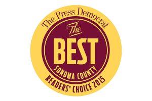 Press Democrat Reader's Choice Poll 2015