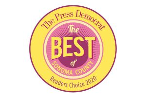 Press Democrat Reader's Choice Poll 2020, Best Fundraising Event – Wags, Whiskers & WiFi