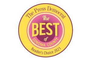 Press Democrat Reader's Choice Poll 2021