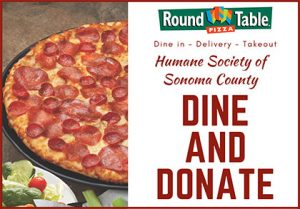 Round Table Pizza Dine & Donate @ Round Table Pizza