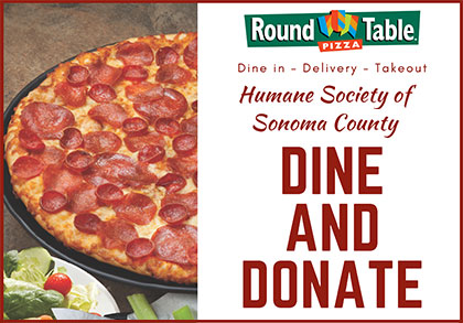 Round Table Dine and Donate