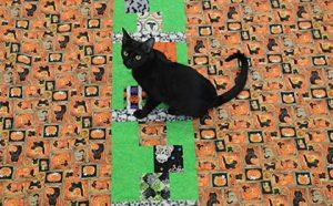 Halloween Quilt Auction!
